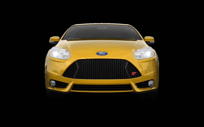 Ford Focus 5 Door Hatchback 2011