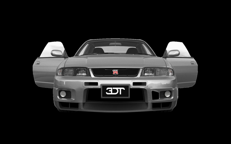 Nissan Skyline GT-R 2 Door Coupe 1995