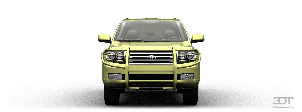 Toyota LC 200'07