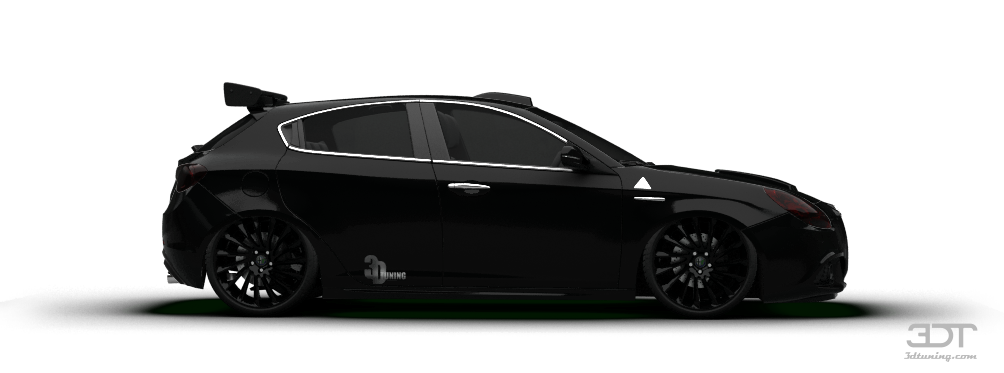 3DTuning of Alfa Romeo Giulietta 5 Door Hatchback 2011 ...