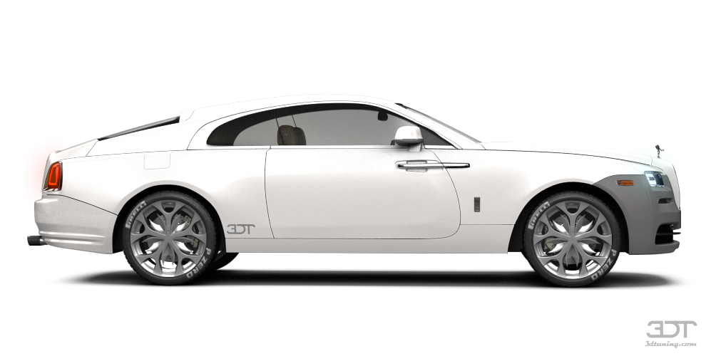 Rolls Royce Wraith Coupe 2014 tuning