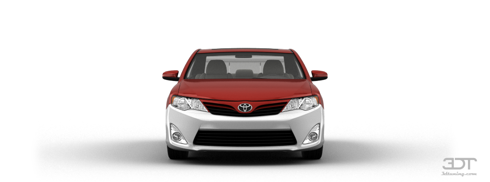 Toyota Camry USA'12