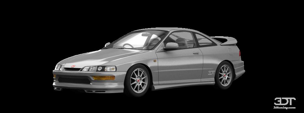 Honda Integra Type-R Coupe 2000 tuning