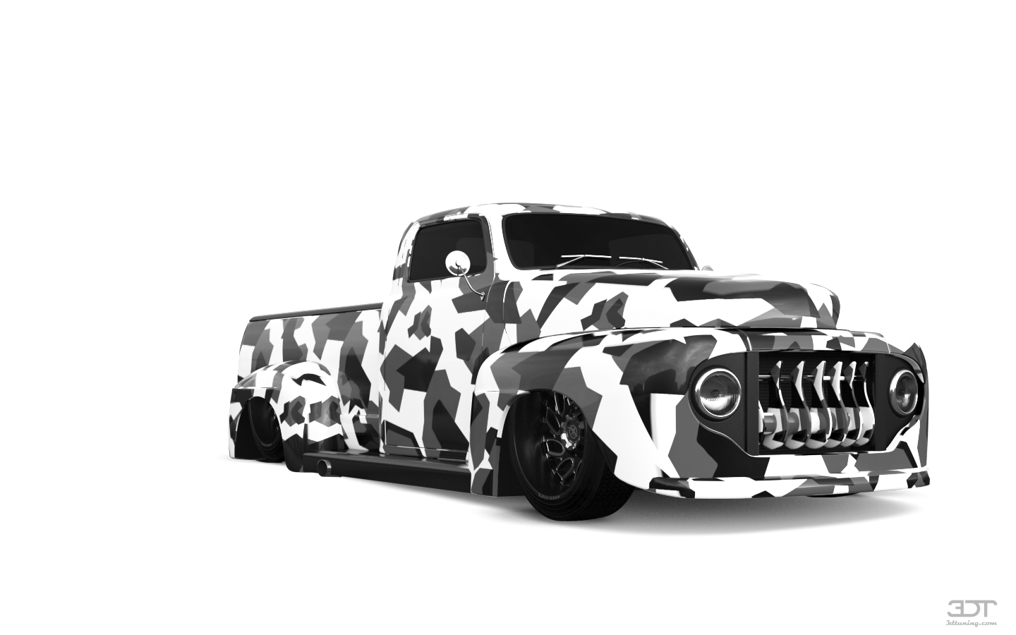 Ford F1'49