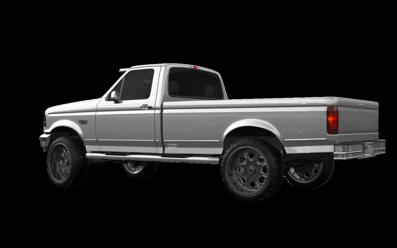 Ford F-150 Regular Cab 2 Door pickup truck 1992 tuning