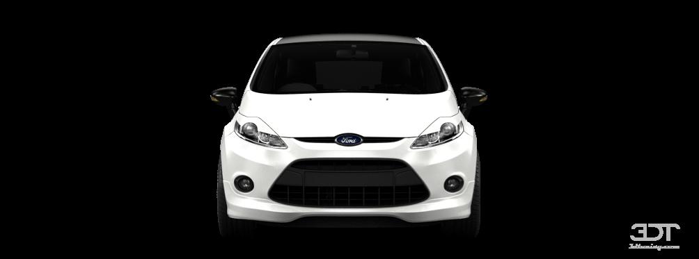 Ford Fiesta'08