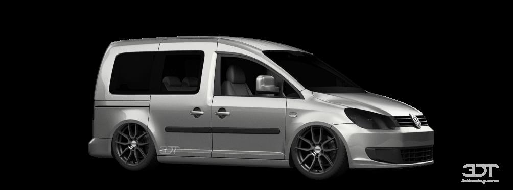 Volkswagen Caddy (facelift) Van 2010 tuning