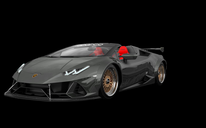 Lamborghini Huracan Spyder 2 Door Convertible 2016 tuning