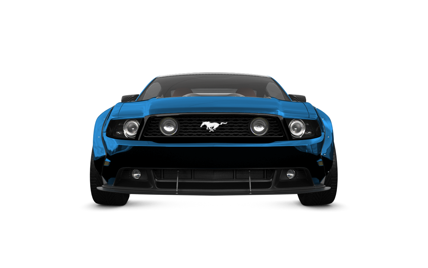 Ford Mustang'12