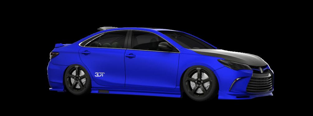 Toyota Camry Sedan 2015 tuning