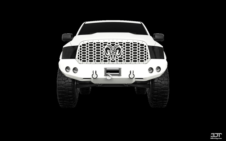 Dodge Ram 1500 Truck 2015