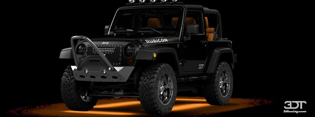 jeep фото wrangler rubicon