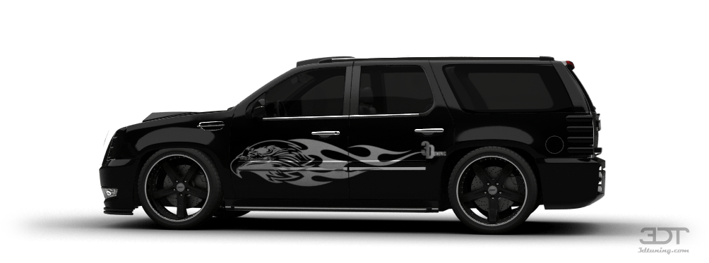 Cadillac Escalade SUV 2012 tuning