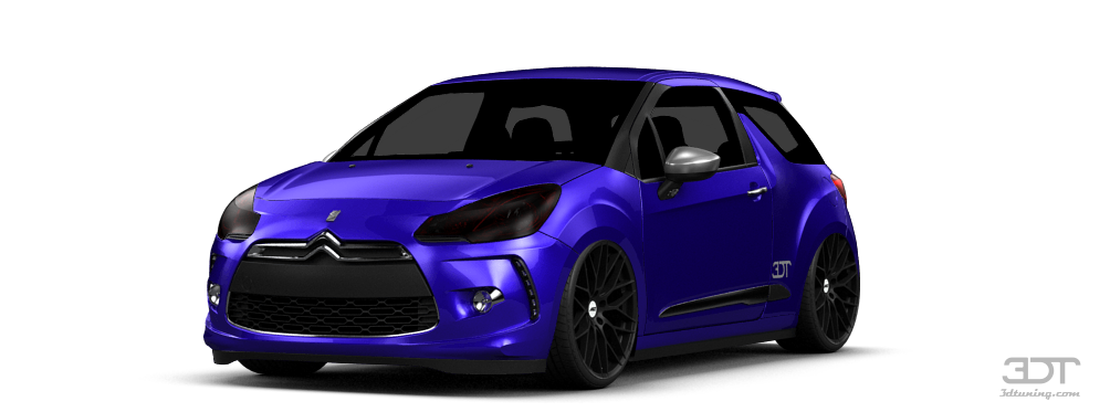 3DTuning styling and tuning disk neon iridescent car paint tons