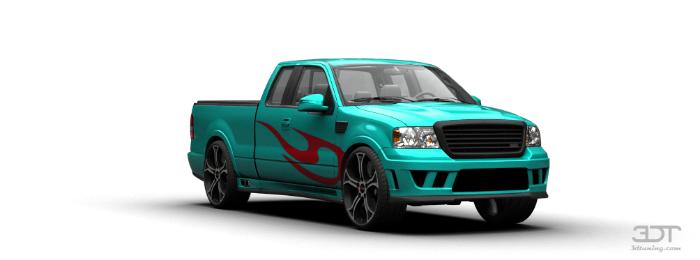 my perfect ford f 150 saleen. Black Bedroom Furniture Sets. Home Design Ideas