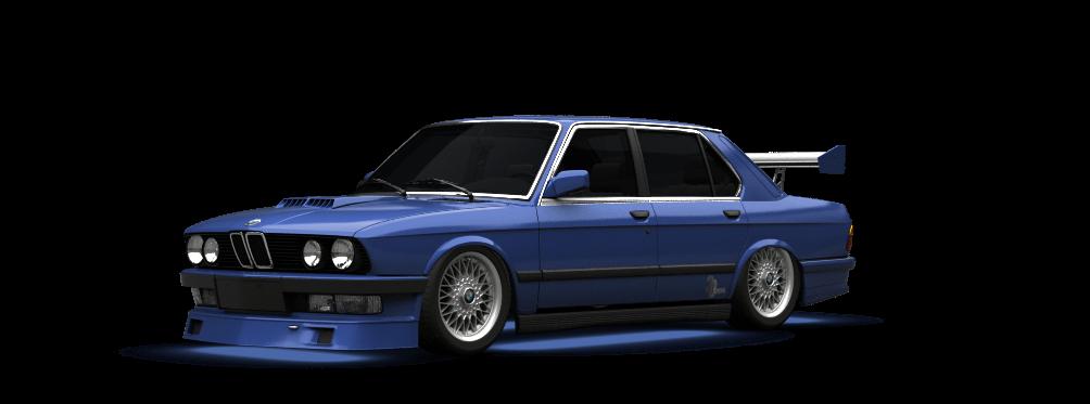 BMW 5 Series Sedan 1981 tuning
