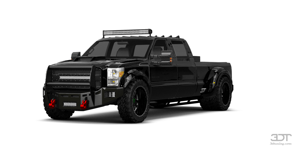 Ford F-350 SuperCab DRW'13