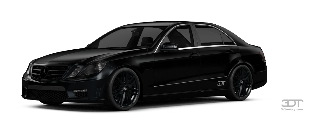 Mercedes E class Sedan 2011 tuning