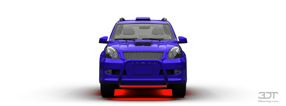 Toyota LC Prado SUV 2002