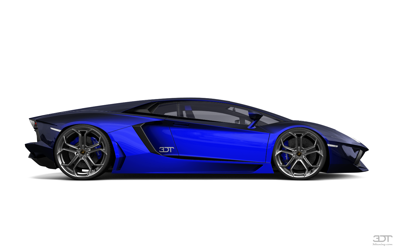 Lamborghini Aventador 12 By Alimahi