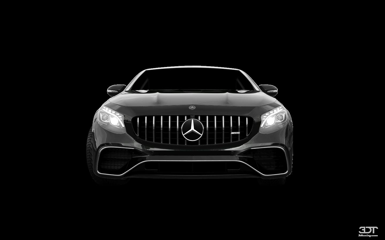 Mercedes S-Class'15
