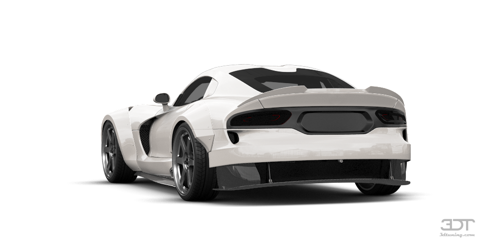 Dodge SRT Viper 2 Door Coupe 2013 tuning