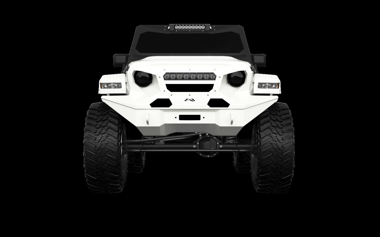 Jeep Wrangler JL 2 Door SUV 2018