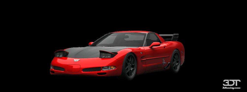 Chevrolet Corvette Coupe 2001 tuning