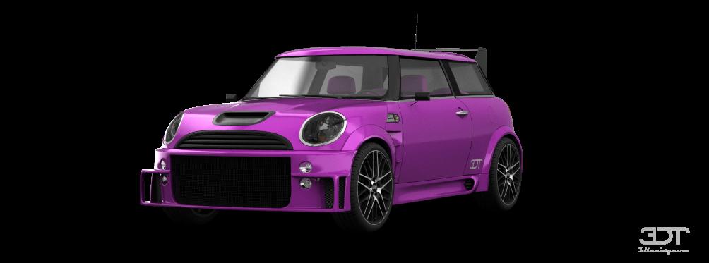 3DTuning of Mini Cooper 3 Door Hatchback 2005 3DTuning.com ...