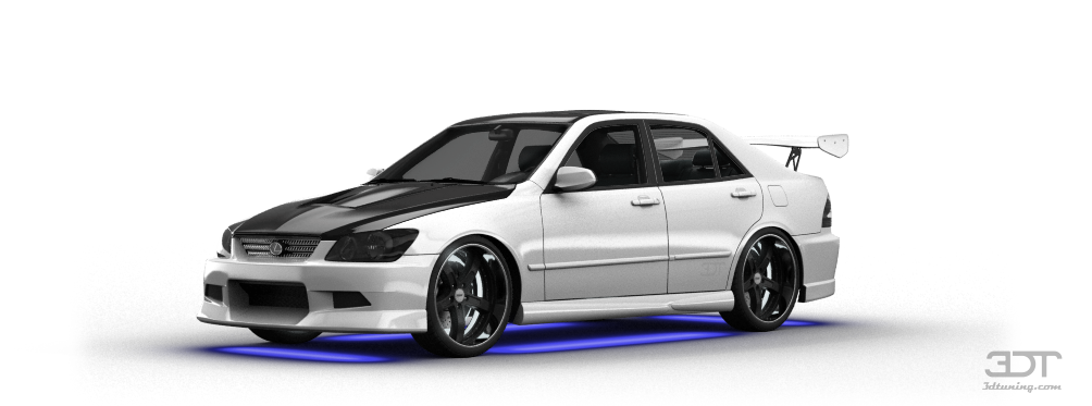 Lexus IS Sedan 2003 tuning