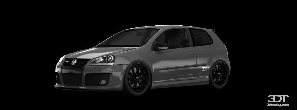 Volkswagen Golf 5 GTi 3 Door Hatchback 2005 tuning