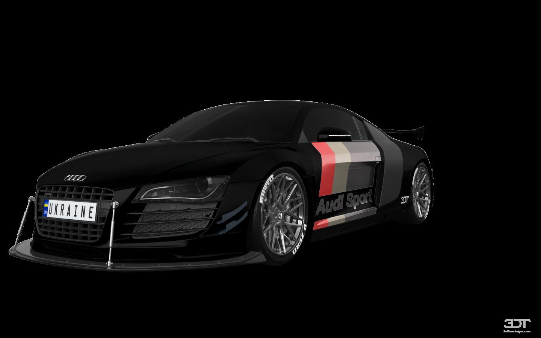 Audi R8 2 Door Coupe 2008 tuning
