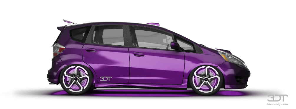 My Perfect Honda Fit Sport