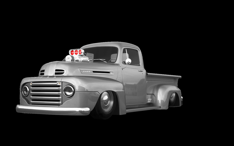 Ford F1 2 Door pickup truck 1949 tuning