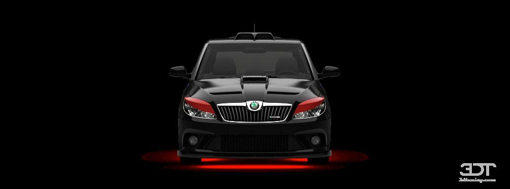Skoda Fabia 5 Door Hatchback 2011