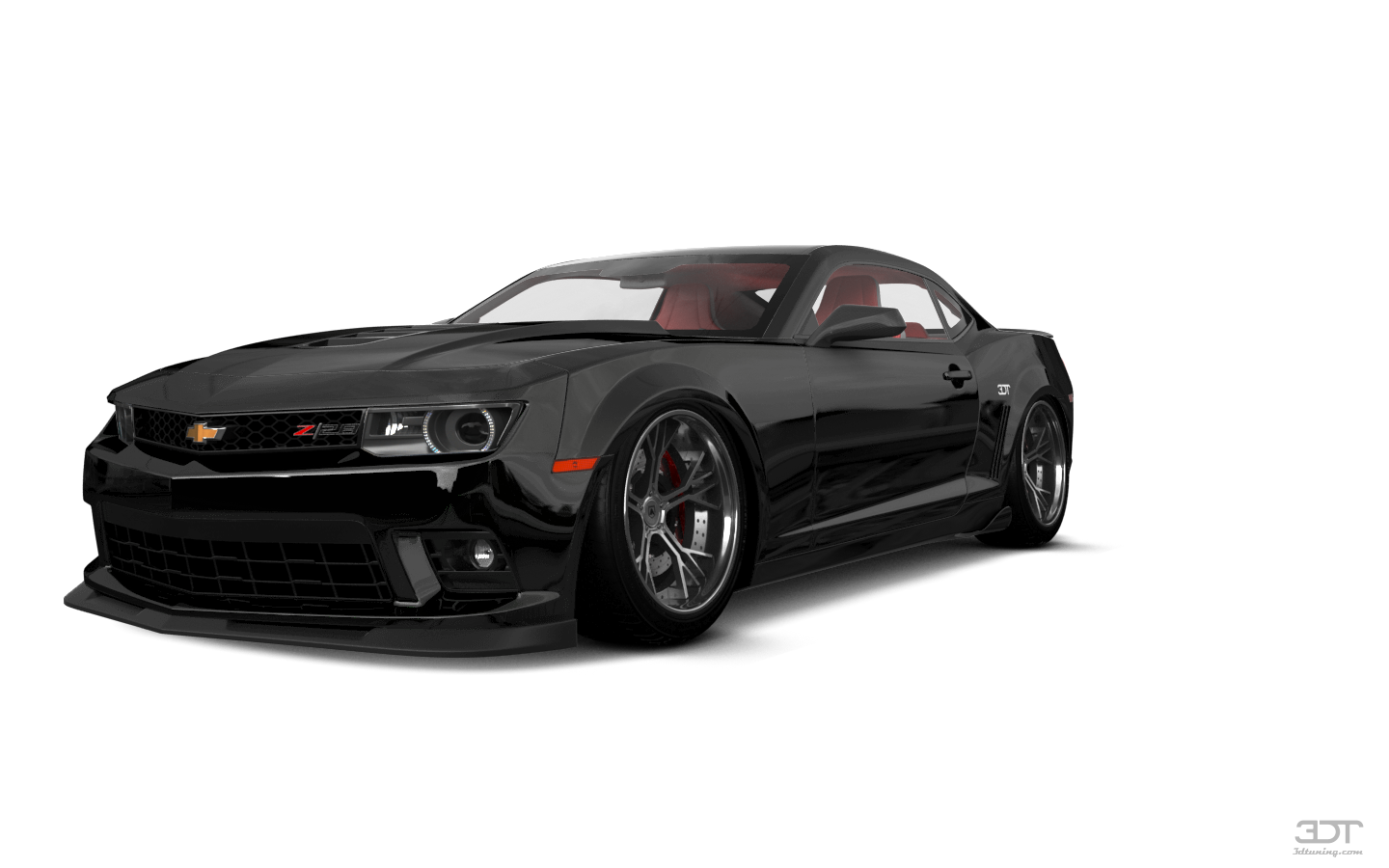 Chevrolet Camaro 2 Door Coupe 2014 tuning