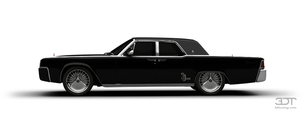 Lincoln Continental Sedan 1961 tuning