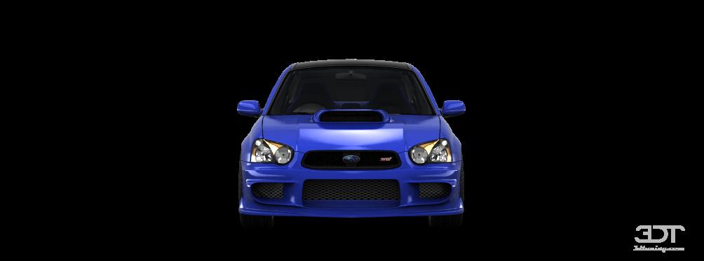 Subaru Impreza Sedan 2004