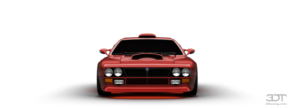 Lancia Rally 037'82