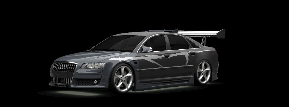 Audi A8 Sedan 2007 tuning