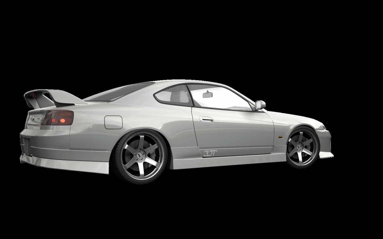 Nissan Silvia S15 2 Door Coupe 1999 tuning