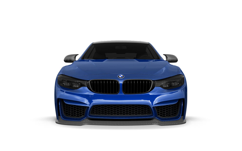BMW 4 Series Gran Coupe'15