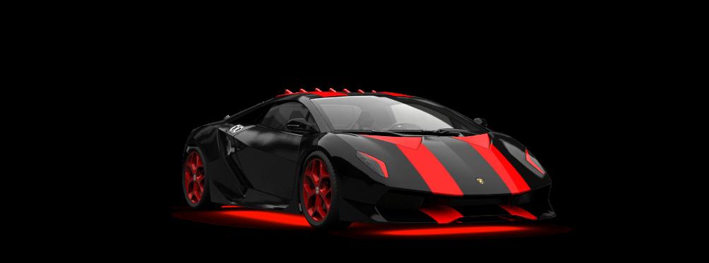 Lamborghini Sesto Elemento Coupe 2011 tuning