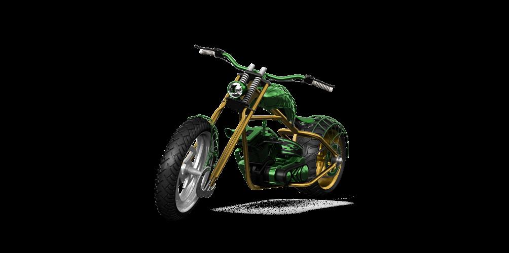 Custom Chopper'17