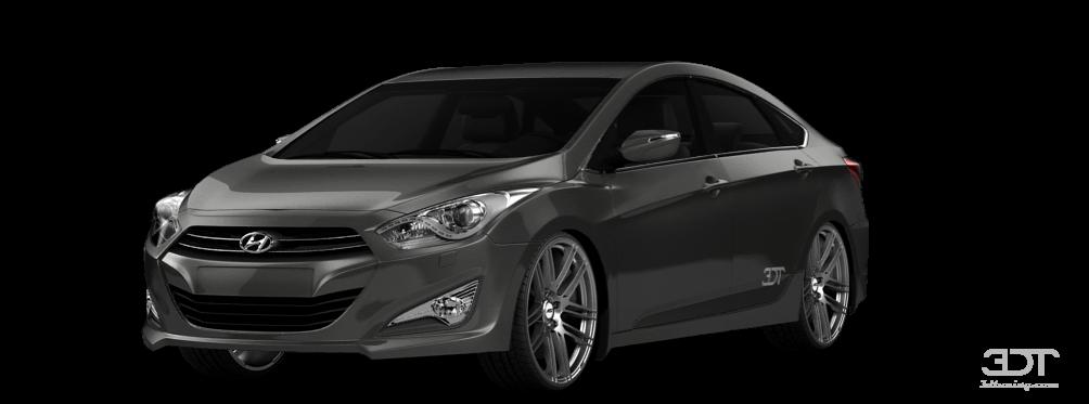 Hyundai i40'12