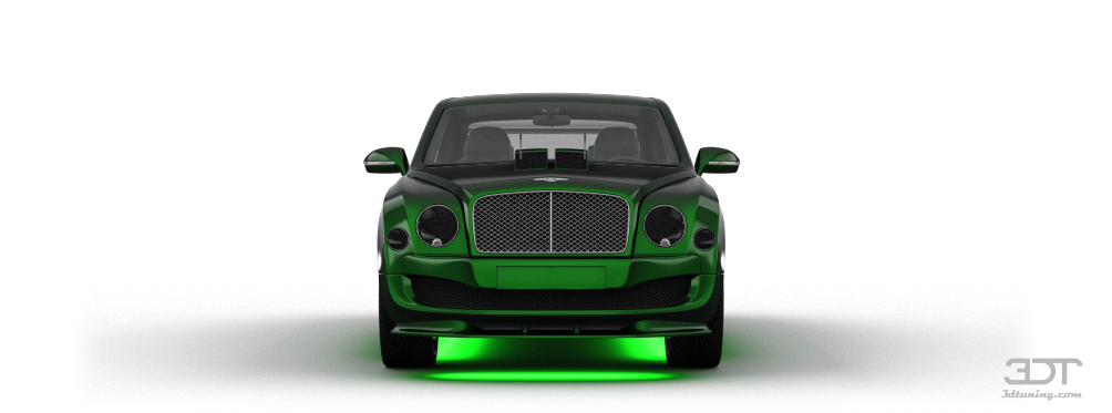 My Perfect Bentley Mulsanne