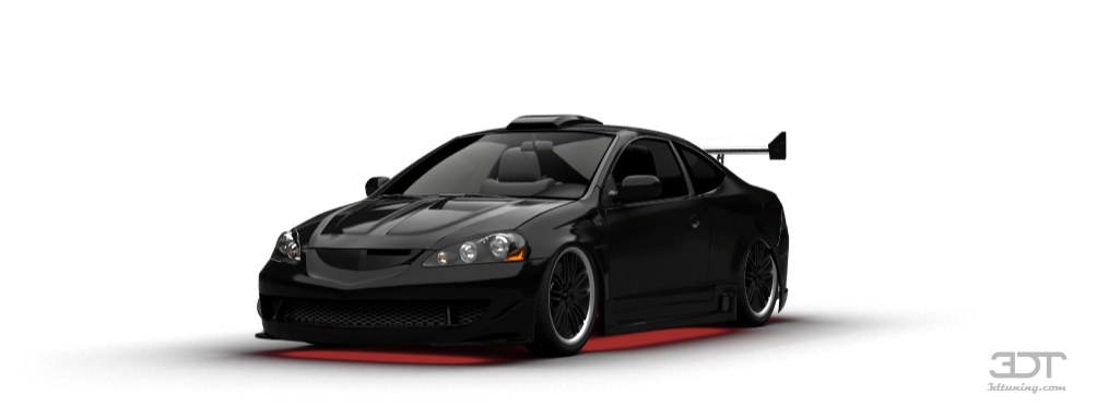 3DTuning of Acura RSX Coupe 2005 3DTuning.com - unique on-line car configurator for more than ...