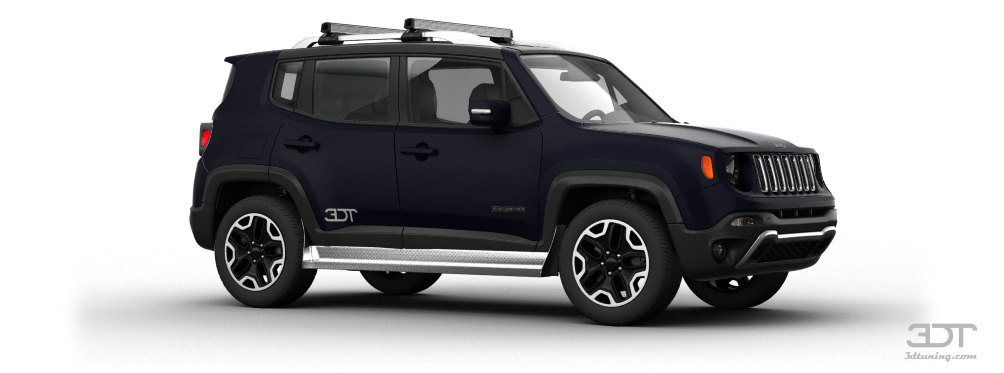 3DTuning of Jeep Renegade SUV 2015 3DTuning.com - unique