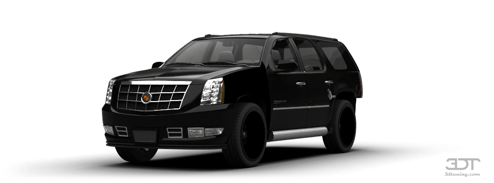 Tuning Cadillac Escalade SUV 2012 online, accessories and ...