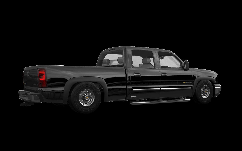 Chevrolet Silverado 2500 HD Long Box'02